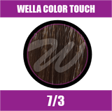 Buy Wella Color Touch 7/3 Medium Gold Blonde at Wholesale Hair Colour