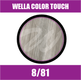 Buy Wella Color Touch 8/81 Light Pearl Ash Blonde at Wholesale Hair Colour