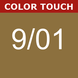 Buy Wella Color Touch 9/01 Very Light Natural Ash Blonde at Wholesale Hair Colour