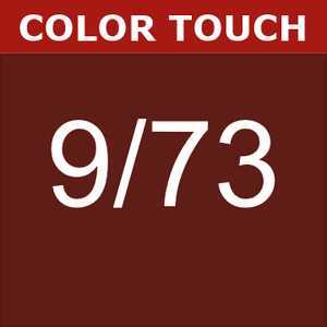Buy Wella Color Touch 9/73 Very Light Brunette Gold Blonde at Wholesale Hair Colour