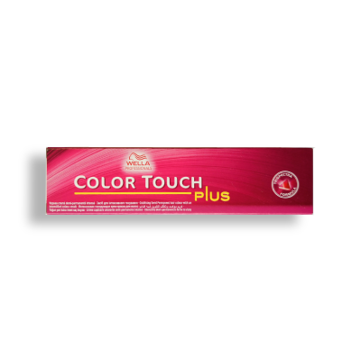 Wella Color Touch Plus 66/07 Intense Dark Natural Brunette Blonde
