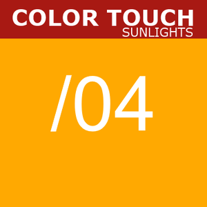 Buy Wella Color Touch Sunlights /04 Natural Red at Wholesale Hair Colour
