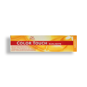 Wella Color Touch Sunlights /04 Natural Red