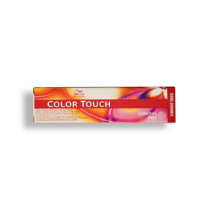 Wella Color Touch 7/47 Medium Red Brunette Blonde
