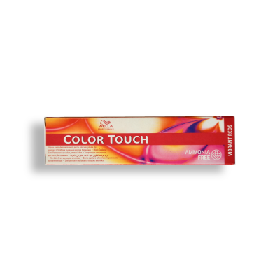 Wella Color Touch 4/57 Medium Mahogany Brunette Brown