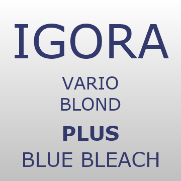 Buy Schwarzkopf Vario Blonde Plus Blue Bleach 450g at Wholesale Hair Colour
