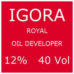 Buy Schwarzkopf Igora Developer 1 Litre 12% 40vol at Wholesale Hair Colour