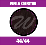 Buy Wella Koleston Perfect Me + 44/44 Intense Medium Brown Intensive Red at Wholesale Hair Colour