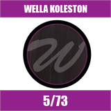 Buy Wella Koleston Perfect Me + 5/73 Light Brunette Gold Brown at Wholesale Hair Colour