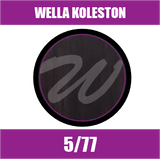 Buy Wella Koleston Perfect Me + 5/77 Light Intense Brunette Brown at Wholesale Hair Colour
