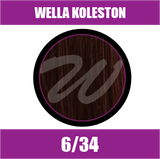 Buy Wella Koleston Perfect Me + 6/34 Dark Gold Red Blonde at Wholesale Hair Colour