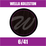 Buy Wella Koleston Perfect Me + 6/41 Dark Red Ash Blonde at Wholesale Hair Colour