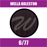 Buy Wella Koleston Perfect Me + 6/77 Dark Intense Brunette Blonde at Wholesale Hair Colour