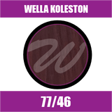 Buy Wella Koleston Perfect Me + 77/46 Medium Intense Red Violet Blonde at Wholesale Hair Colour