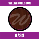 Buy Wella Koleston Perfect Me + 8/34 Light Blonde Gold Red at Wholesale Hair Colour
