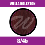 Buy Wella Koleston Perfect Me + 8/45 Light Blonde Red Mahogany at Wholesale Hair Colour