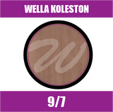 Buy Wella Koleston Perfect Me + 9/7 Very Light Brunette Brown at Wholesale Hair Colour