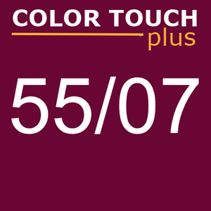 Buy Wella Color Touch Plus 55/07 Intense Light Natural Brunette Brown at Wholesale Hair Colour