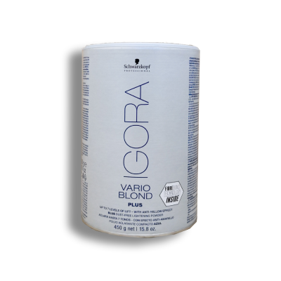 Schwarzkopf Vario Blonde Plus Blue Bleach 450g