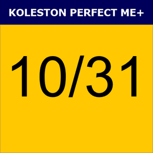 Buy Wella Koleston Perfect Me + 10/31 Lightest Blonde Gold Ash at Wholesale Hair Colour