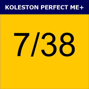 Buy Wella Koleston Perfect Me + 7/38 Medium Gold Pearl Blonde at Wholesale Hair Colour