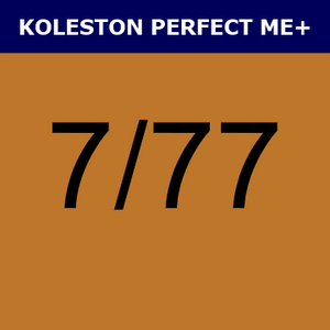 Buy Wella Koleston Perfect Me + 7/77 Brunette Blonde Intensive at Wholesale Hair Colour