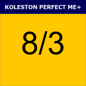 Buy Wella Koleston Perfect Me + 8/3 Light Gold Blonde at Wholesale Hair Colour