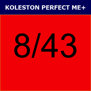 Buy Wella Koleston Perfect Me + 8/43 Light Blonde Red Gold at Wholesale Hair Colour