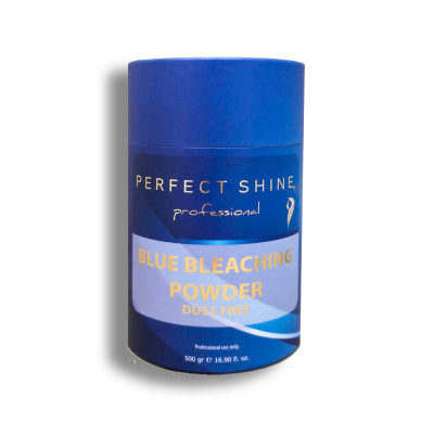 Perfect Shine Professional Dust Free Blue Bleach 500g