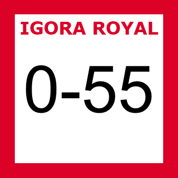 Buy Schwarzkopf Igora Royal 0-55 Gold Concentrate at Wholesale Hair Colour