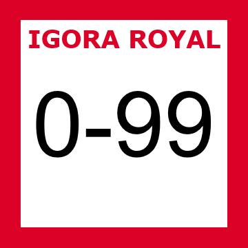 Buy Schwarzkopf Igora Royal 0-99 Violet Concentrate at Wholesale Hair Colour