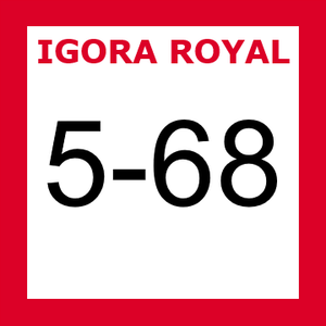 Buy Schwarzkopf Igora Royal 5-68 Chocolate Red Light Brown at Wholesale Hair Colour