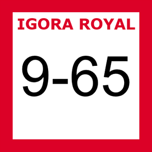 Buy Schwarzkopf Igora Royal 9-65 Chocolate Gold Extra Light Brown at Wholesale Hair Colour