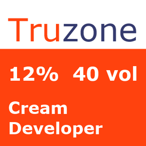 Buy Truzone Cream Developer 12% 40Vol 1 litre at Wholesale Hair Colour