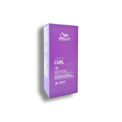 Wella Professionals Creatine+ Curl Kit Coloured and Sensitized (C)