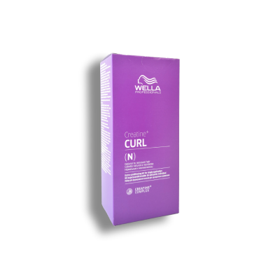 Wella Professionals Creatine+ Curl Kit Natural Resistant (N)