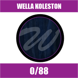 Buy Wella Koleston Perfect Me + 0/88 Blue Intensive at Wholesale Hair Colour