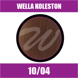 Buy Wella Koleston Perfect Me + 10/04 Lightest Blonde Natural Red at Wholesale Hair Colour