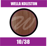 Buy Wella Koleston Perfect Me + 10/38 Lightest Blonde Gold Pearl at Wholesale Hair Colour