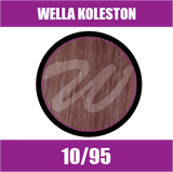 Buy Wella Koleston Perfect Me + 10/95 Lightest Blonde Cendre Mahogany at Wholesale Hair Colour