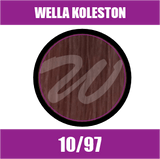 Buy Wella Koleston Perfect Me + 10/97 Lightest Cendre Brunette Blonde at Wholesale Hair Colour