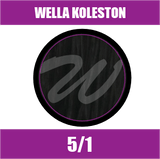 Buy Wella Koleston Perfect Me + 5/1 Light Brown Ash at Wholesale Hair Colour