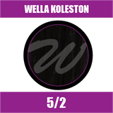 Buy Wella Koleston Perfect Me + 5/2 Light Brown Matt at Wholesale Hair Colour