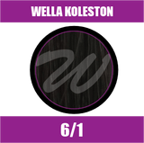Buy Wella Koleston Perfect Me + 6/1 Dark Ash Blonde at Wholesale Hair Colour