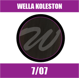 Buy Wella Koleston Perfect Me + 7/07 Medium Blonde Natural Brown at Wholesale Hair Colour