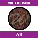 Buy Wella Koleston Perfect Me + 7/3 Medium Gold Blonde at Wholesale Hair Colour