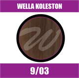 Buy Wella Koleston Perfect Me + 9/03 Very Light Natural Gold Blonde at Wholesale Hair Colour