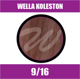 Buy Wella Koleston Perfect Me + 9/16 Very Light Blonde Ash Violet at Wholesale Hair Colour