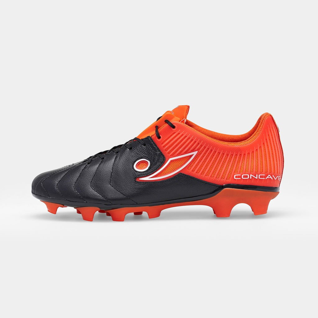 Concave Aura + KL FG - Black/Red Orange