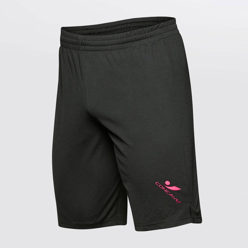 Concave Performance Shorts - Black/Pink